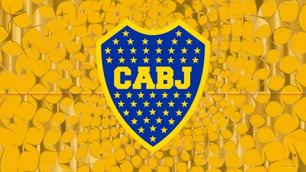 Orange Ca Boca Juniors wallpaper stars