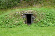 Bunker or wine cellar?