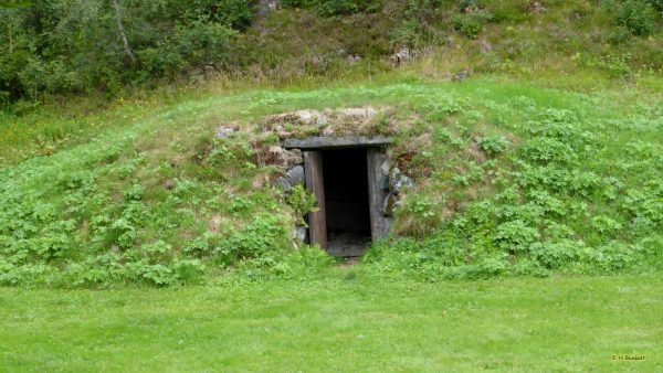 Bunker in Norway