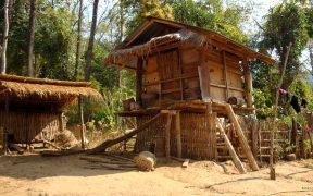 Thailand wallpaper hut