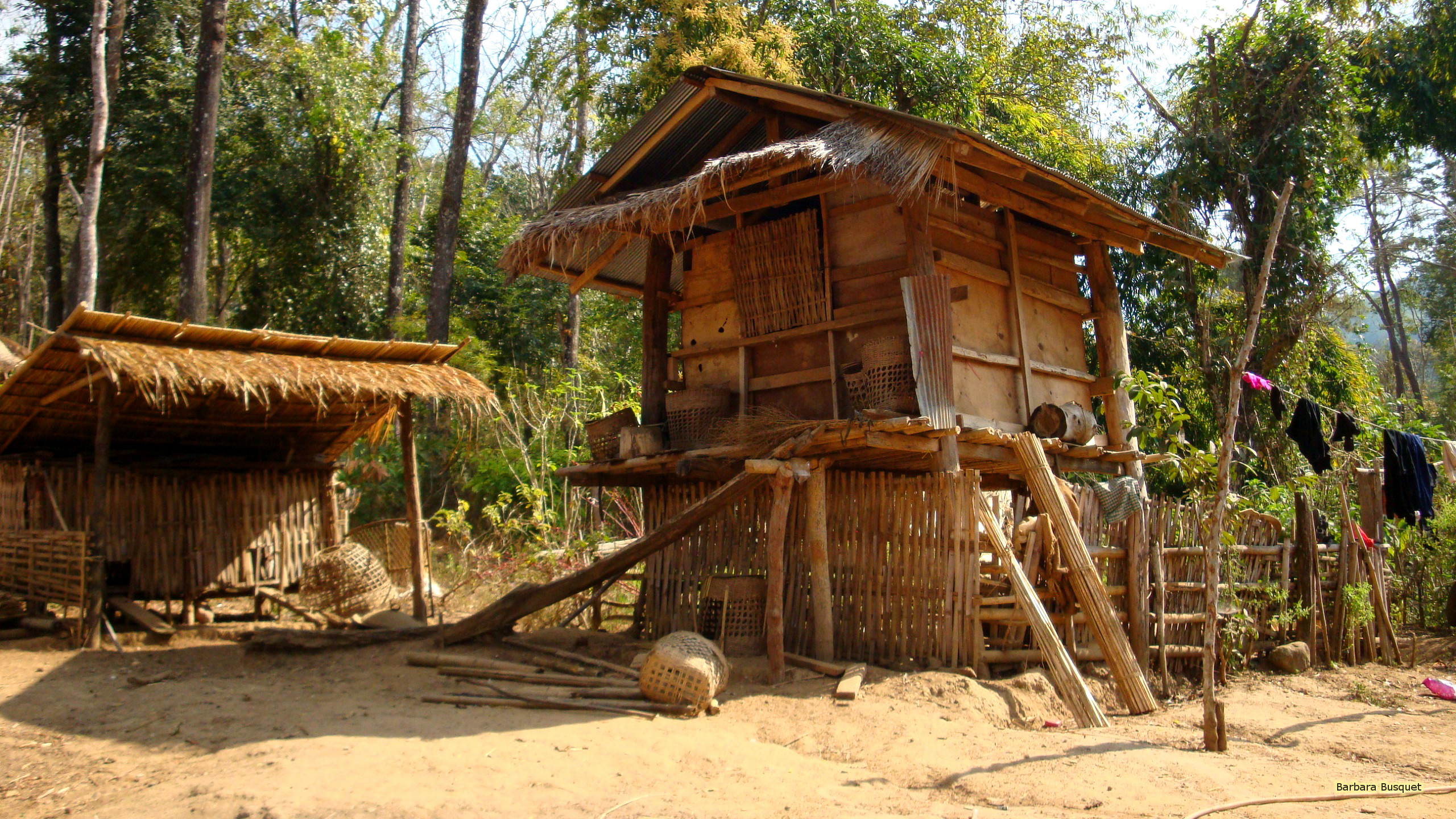Fishing hut Thailand – Barbaras HD Wallpapers