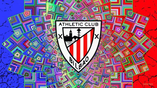 Athletic Bilbao emblem wallpaper