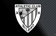 Black white Athletic Bilbao football wallpaper