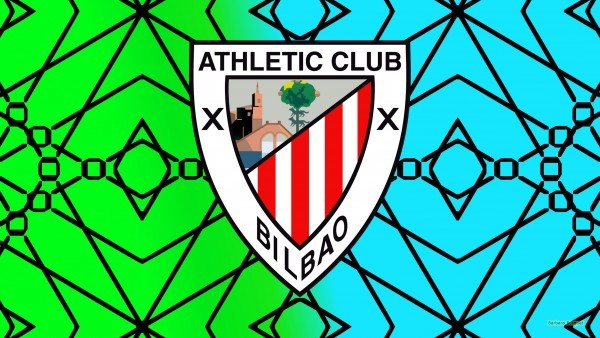 Blue green Athletic Bilbao desktop wallpaper