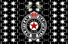 Partizan Belgrade logo wallpapers