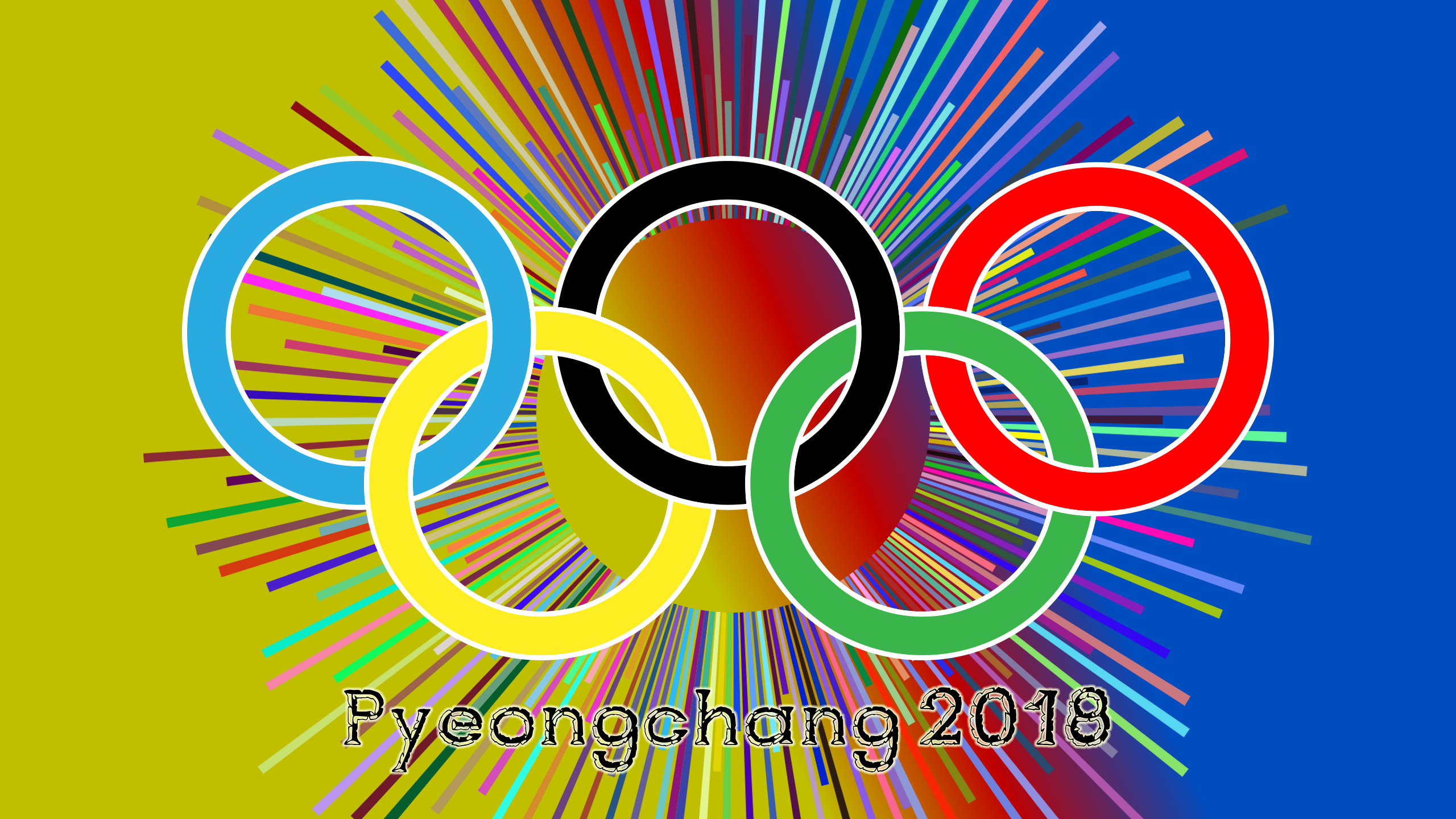 Pyeongchang 2018 Olympic Wintergames