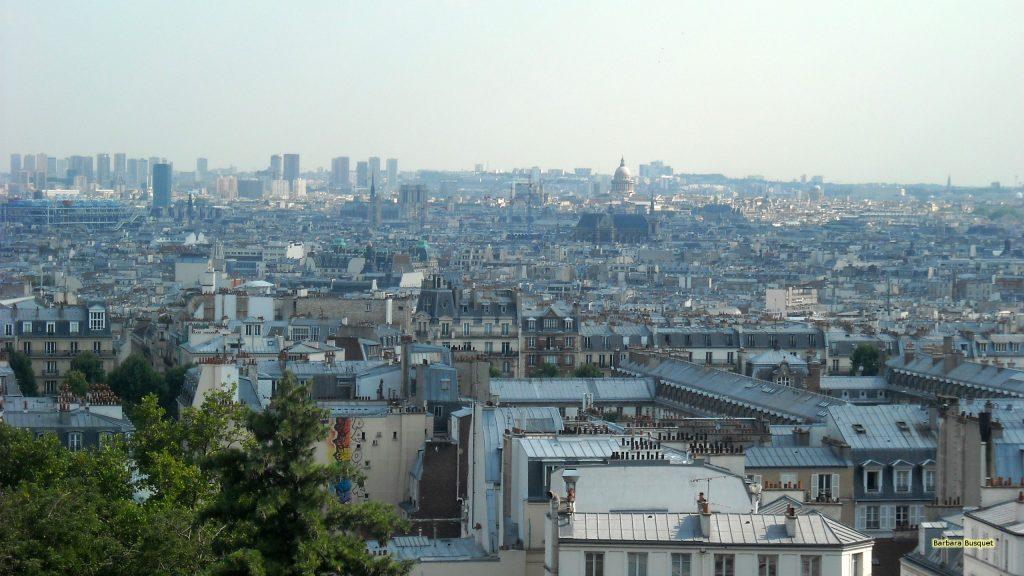 HD wallpaper city Paris