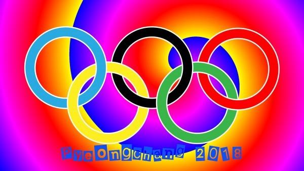 Pyeongchang Olympics wallpaper