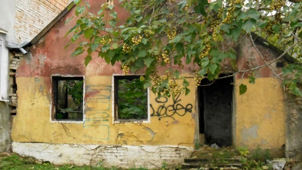 Abandoned house in Serbia