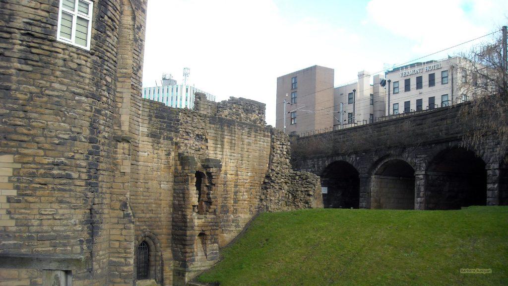HD wallpaper buildings in Newcastle