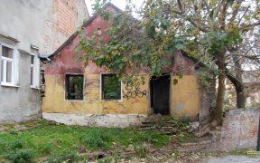 HD wallpaper empty house in Serbia