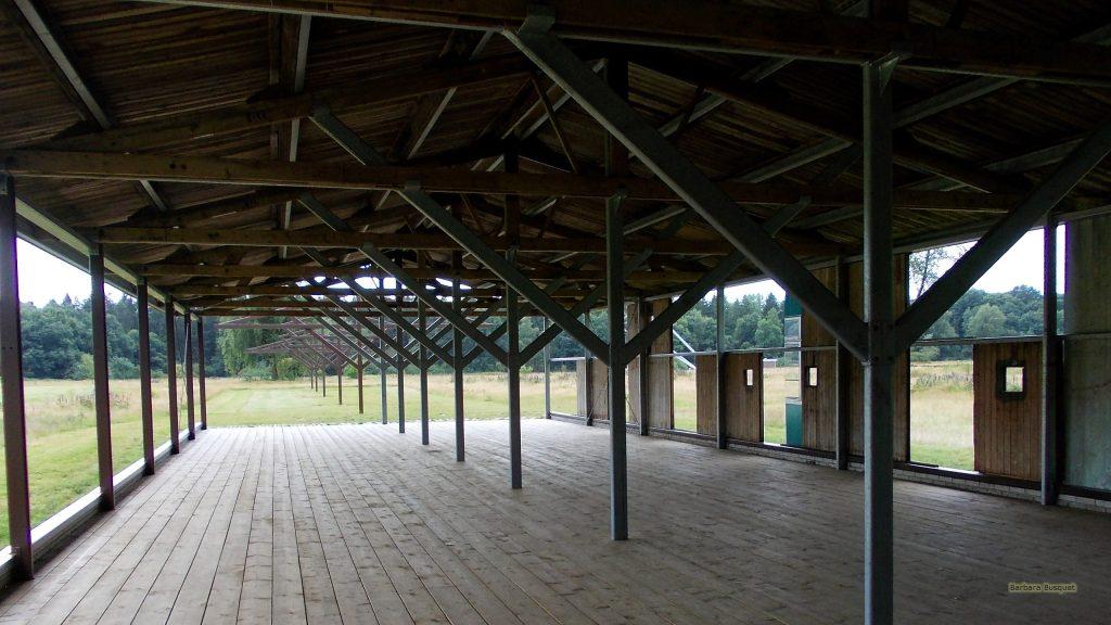 Barracks in Westerbork