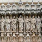 Jesus and twelve apostles