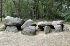 Dolmens in The Netherlands